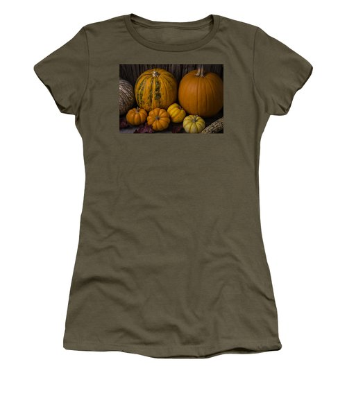 A Thankful Harvest Women's T-Shirt