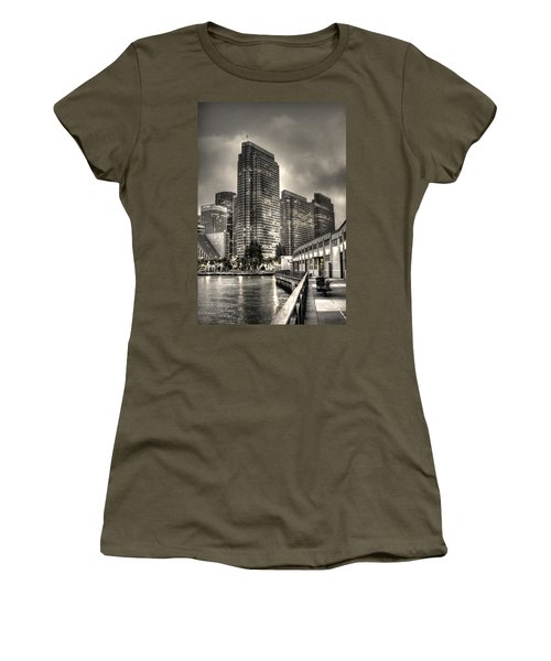 A Walk On The Embarcadero Waterfront Women's T-Shirt