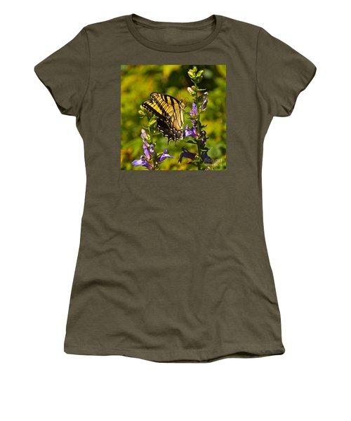 A Warm September Day In The Garden Women's T-Shirt