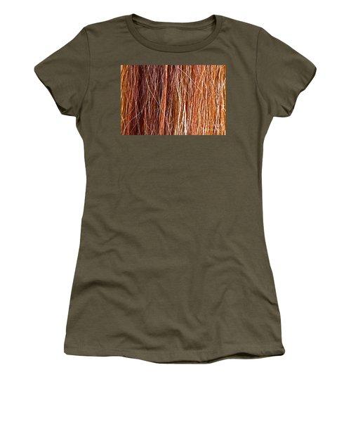 Ablaze Women's T-Shirt (Junior Cut) by Michelle Twohig