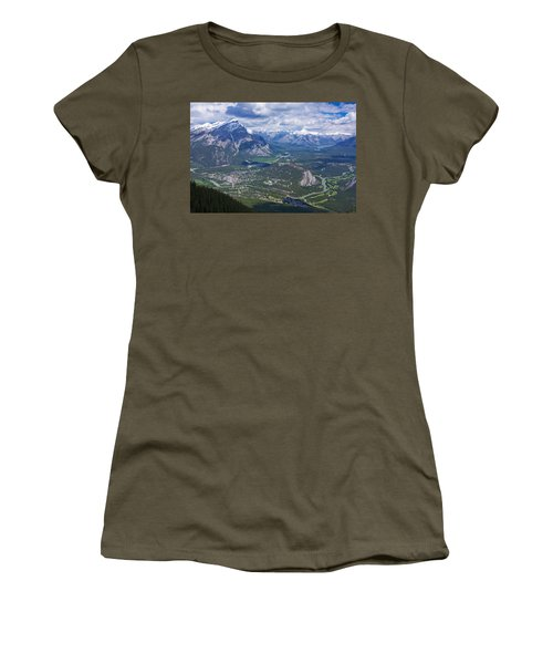Above Banff Women's T-Shirt