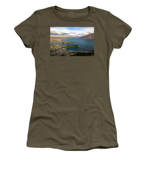 Above Queenstown Women's T-Shirt