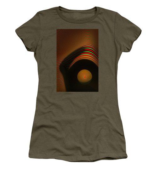 Abstract Eye Women's T-Shirt
