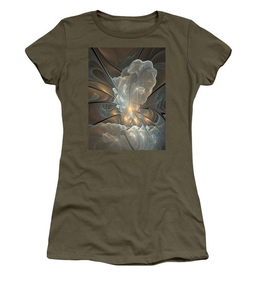 Abstract Women's T-Shirt (Junior Cut) by Gabiw Art