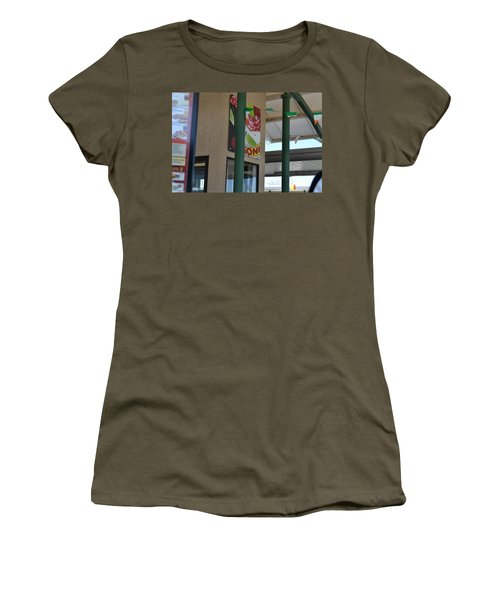 Afternoon Drink Women's T-Shirt (Athletic Fit)