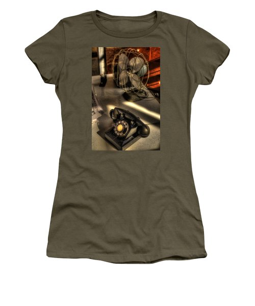 Air Conditioned Office  Women's T-Shirt