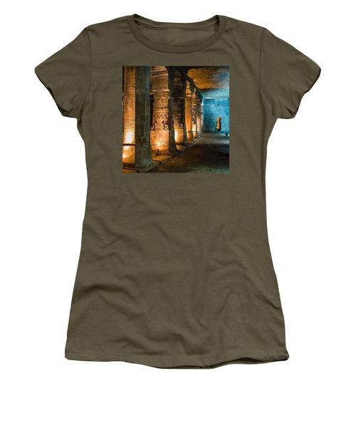 Ajanta Caves Women's T-Shirt