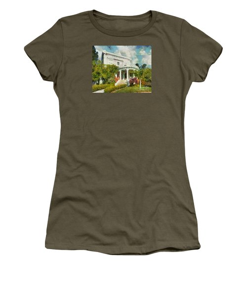 Alameda 1896-97 Colonial Revival Women's T-Shirt (Athletic Fit)