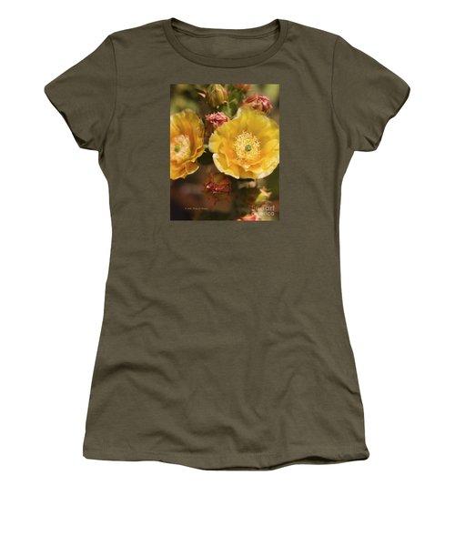 'albispina' Cactus #2 Women's T-Shirt