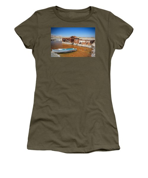 All Aboard Women's T-Shirt