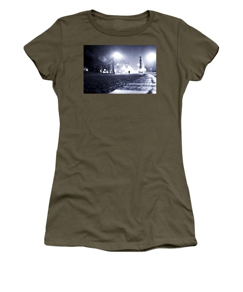 Alone Brooklyn Nyc Usa Women's T-Shirt