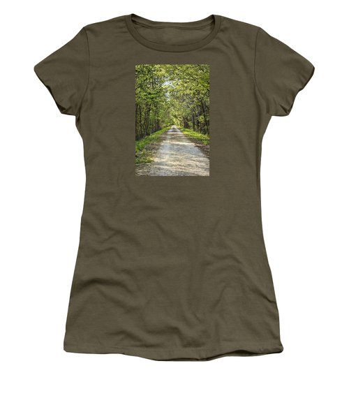 Along The Katy Trail Women's T-Shirt