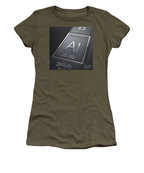 Aluminium Chemical Element Women's T-Shirt