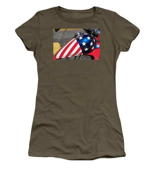 American Motorcycle Women's T-Shirt