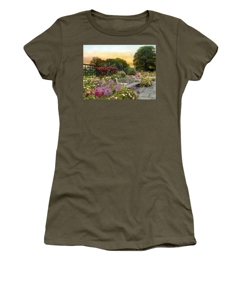 Among The Roses Women's T-Shirt