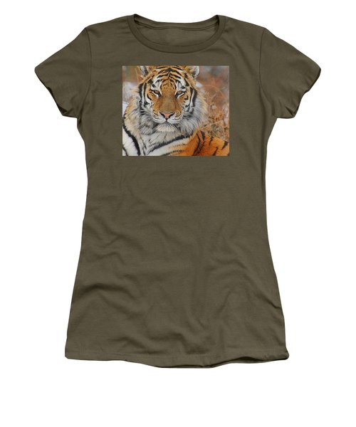 Amur Tiger Magnificence Women's T-Shirt