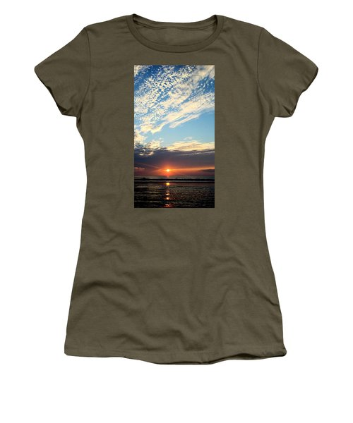 An Ocean And A Sunrise Women's T-Shirt