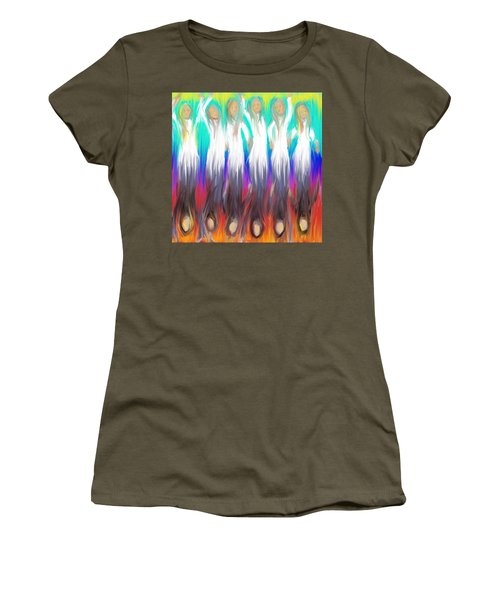 Angels 3 26 2014 Women's T-Shirt
