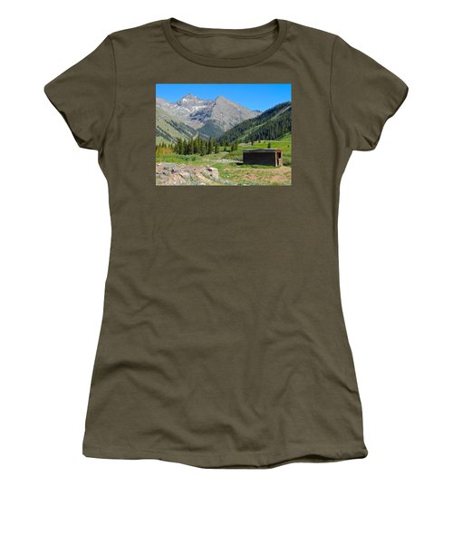 Animas Forks Jail Women's T-Shirt