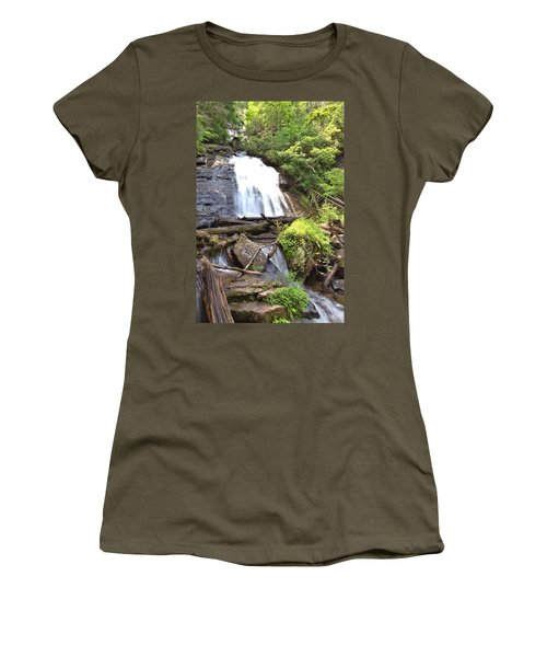 Anna Ruby Falls - Georgia - 4 Women's T-Shirt