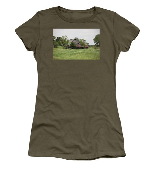 Another Missouri Barn Women's T-Shirt (Athletic Fit)
