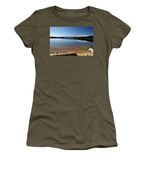 Women's T-Shirt (Junior Cut) featuring the photograph Another Perfect Day by Jeremy Rhoades
