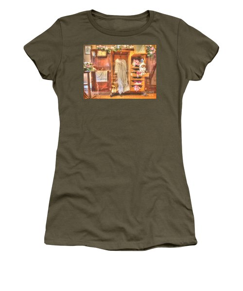 Antique Armoire Women's T-Shirt (Athletic Fit)