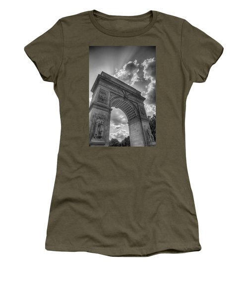 Arch At Washington Square Women's T-Shirt
