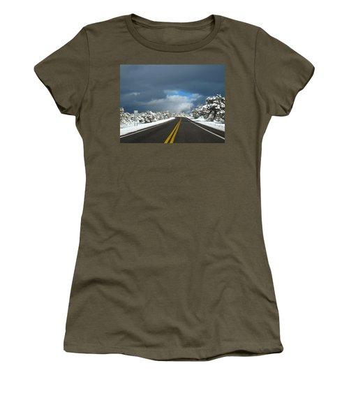 Arizona Snow 1 Women's T-Shirt