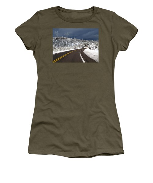 Arizona Snow 2 Women's T-Shirt