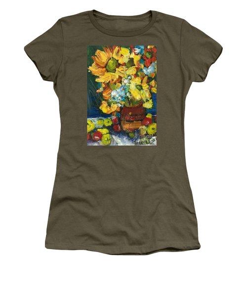 Arizona Sunflowers Women's T-Shirt