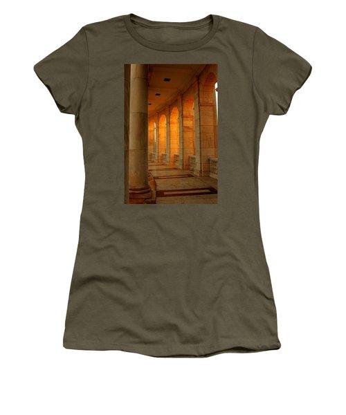 Arlington National Cemetery Women's T-Shirt (Athletic Fit)