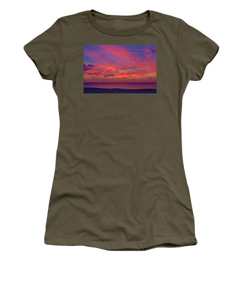 Aruba Sunset Women's T-Shirt