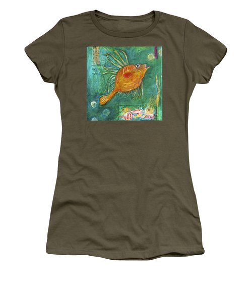 Asian Fish Women's T-Shirt