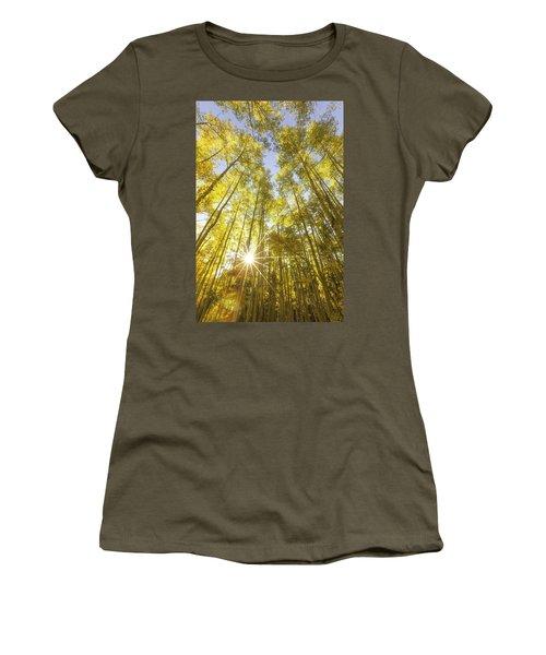Aspen Day Dreams Women's T-Shirt