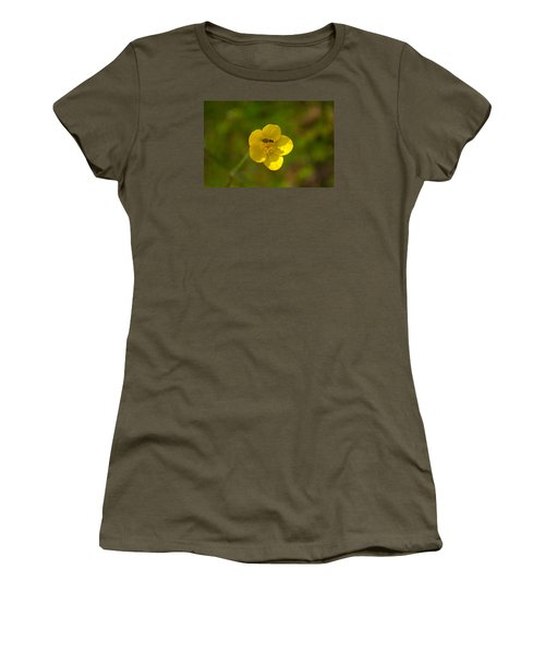 Women's T-Shirt (Junior Cut) featuring the photograph Association by Rima Biswas