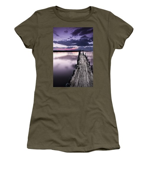At The End Women's T-Shirt