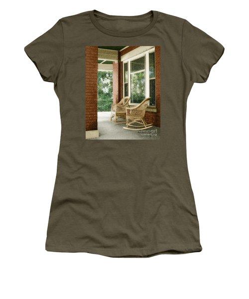 Aunt Jane's Porch Women's T-Shirt