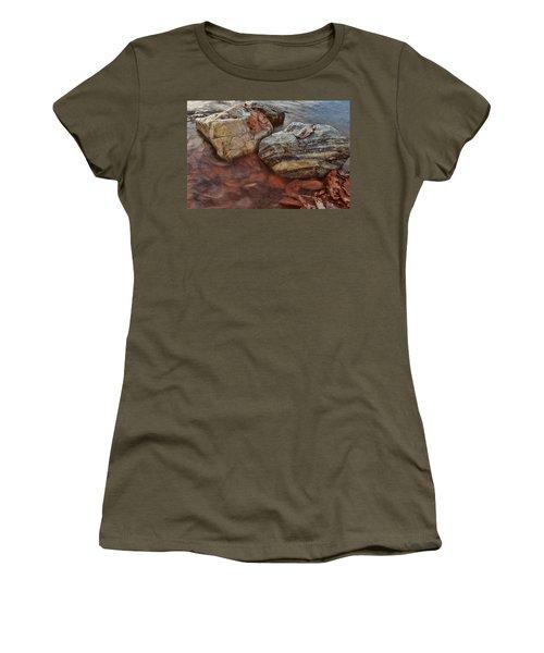 Autumn Drift Women's T-Shirt (Junior Cut)
