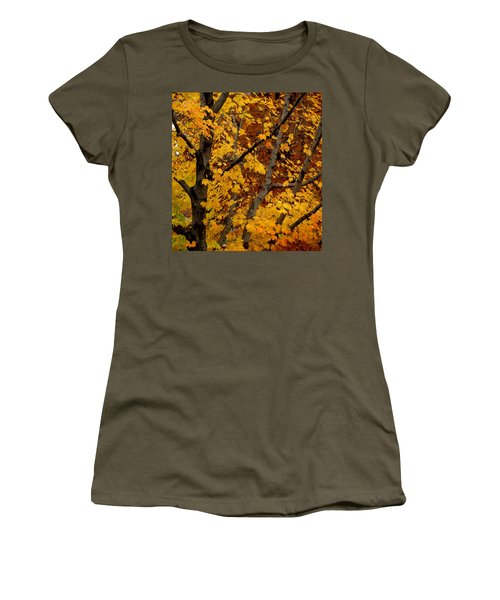 Autumn Moods 21 Women's T-Shirt (Athletic Fit)