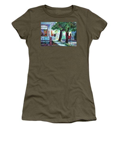 Autumn On East Main Women's T-Shirt
