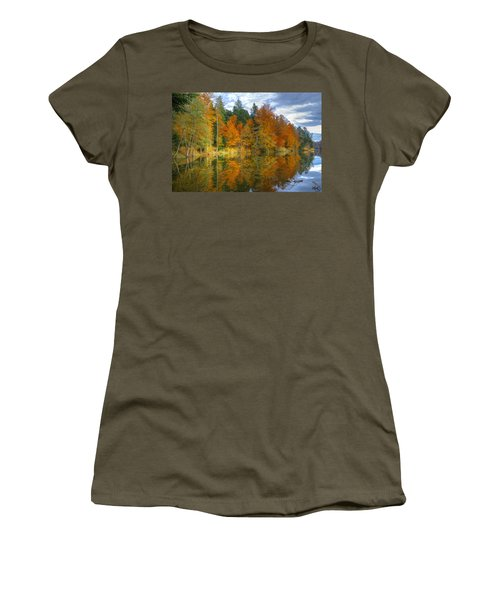 Autumn Reflection Women's T-Shirt