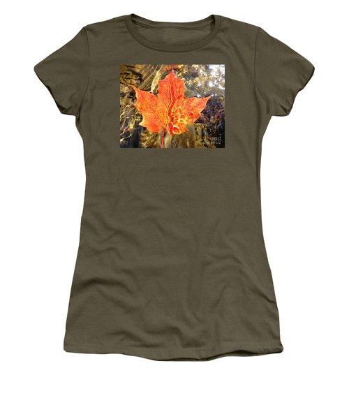Autumn Reflections Women's T-Shirt