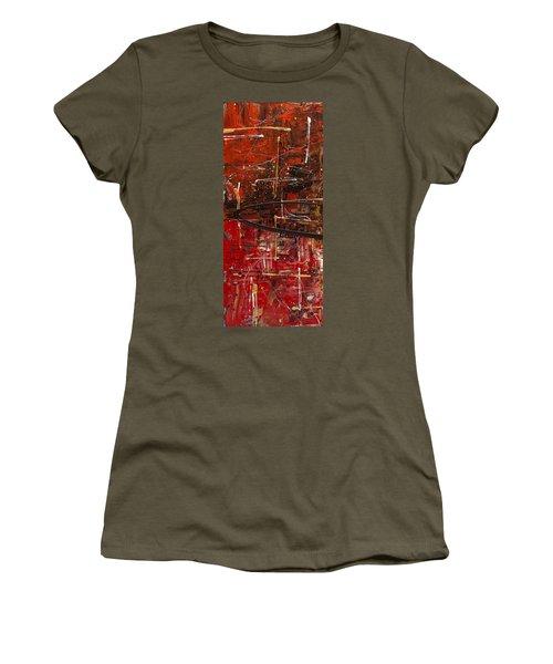 Autumn1  Women's T-Shirt (Athletic Fit)