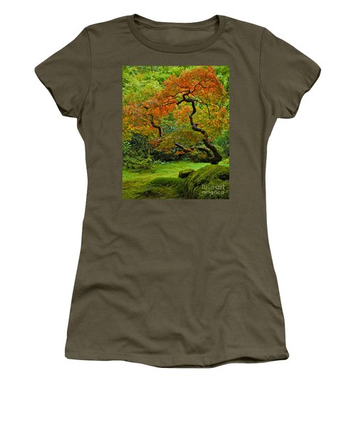 Autumn's Paintbrush Women's T-Shirt