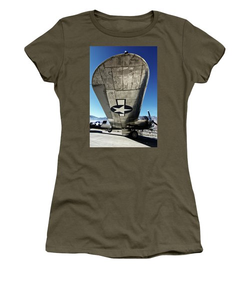 B 17 Sentimental Journey Women's T-Shirt