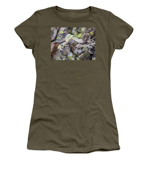 Baby Pika Women's T-Shirt