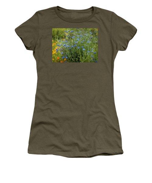 Bachelor's Meadow Women's T-Shirt