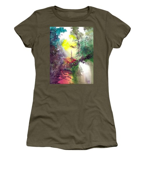 Back To Jungle Women's T-Shirt