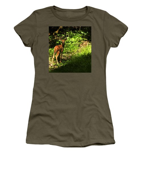 Bambi Women's T-Shirt (Athletic Fit)